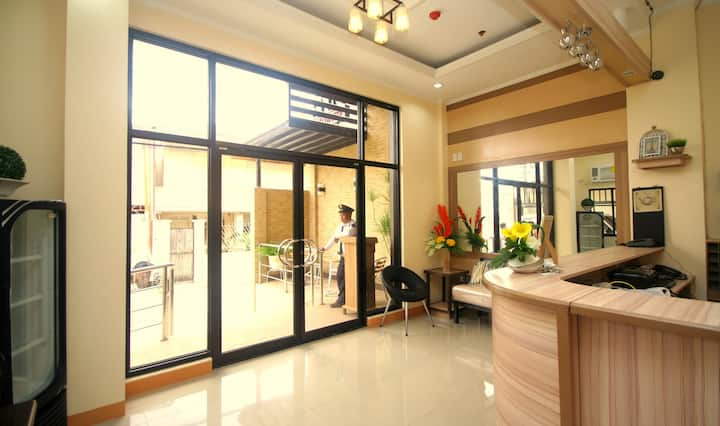 Cebu IT Park Accommodation for 2