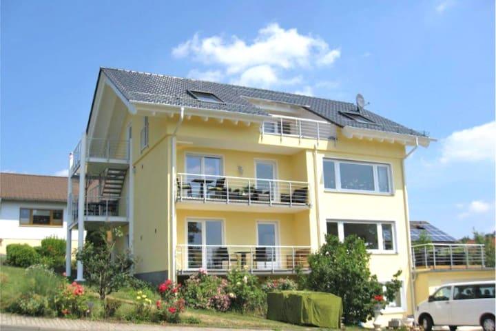 Appartement spacieux à Bad Wildungen avec terrasse