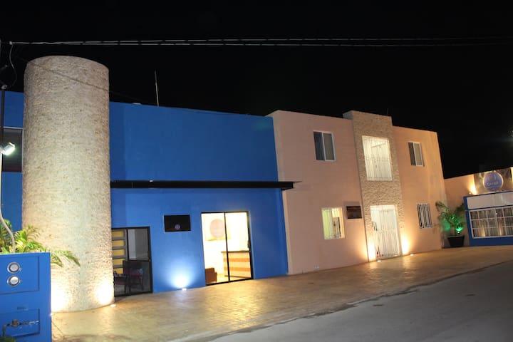 APARTAMENTO GAYSER EST - Yucatan - Appartement en résidence