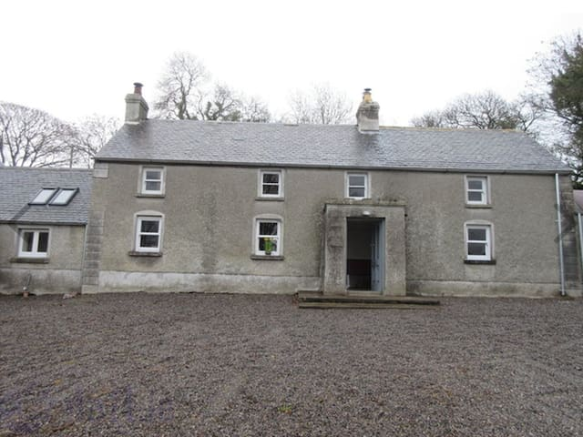 Ballymartin Farmhouse near Borris, Carlow - Carlow - House