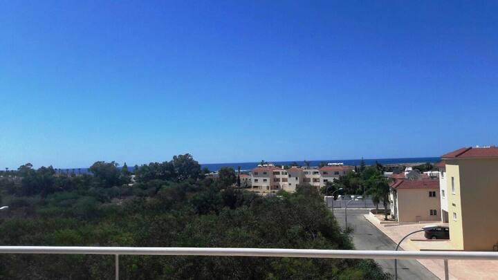 Modern apartment 5 min from Nissi beach