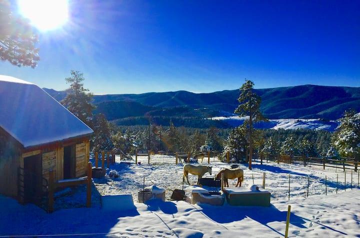 BOULDER MOUNTAIN RANCH Ski Resort 30min RemoteWork