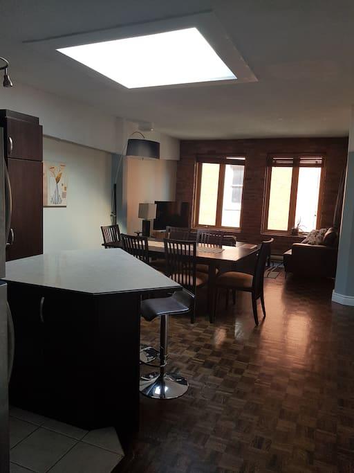 Living room - pièce principale