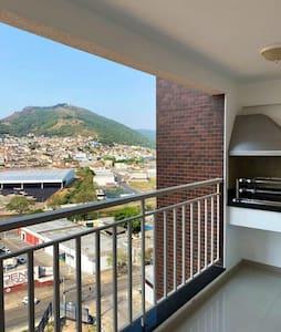 Apartamento alto padrão em ótima localização !