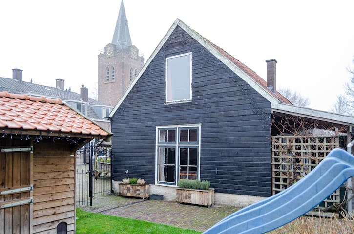 Vrijstaand tuinhuis in historisch Hoevelaken - Hoevelaken - House