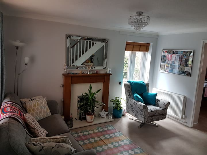 Spacious and cosy Double Bedroom