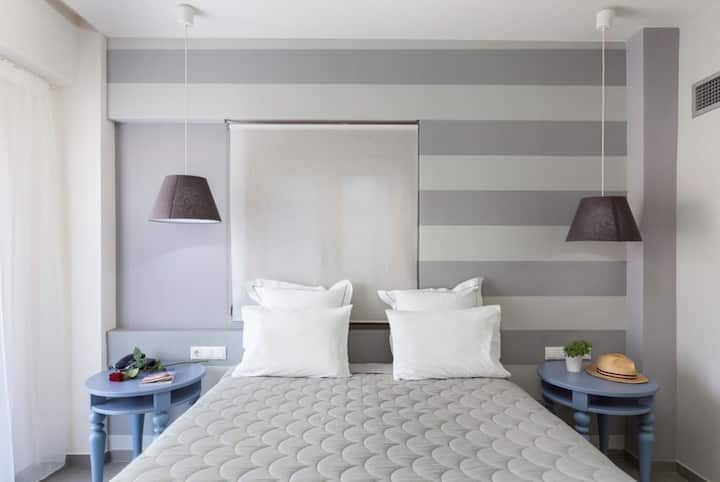 Private Double Room in Poros Island