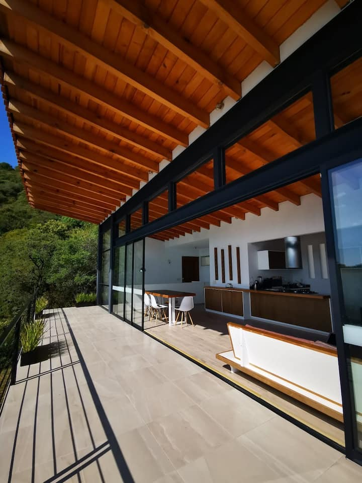 Exclusiva casa en Valle de Bravo
