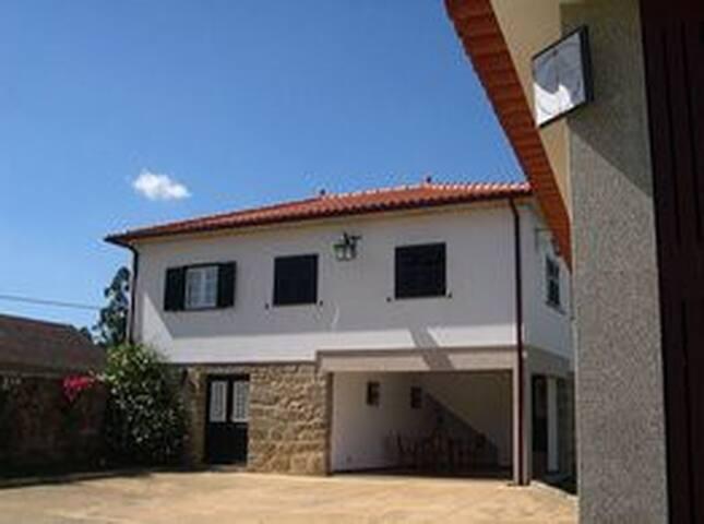 Casa da Quinta de Santa Quiteria