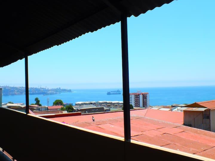 Hostal Cerro Barón. Habitación Esperanza