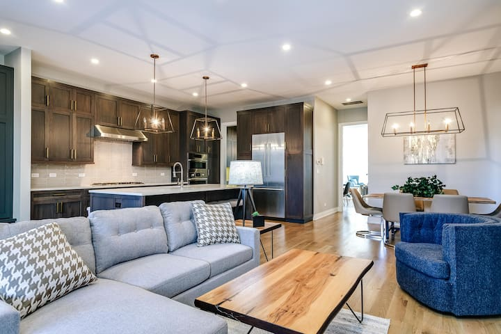 IMMACULATE Brand New Condo Downtown Chicago!