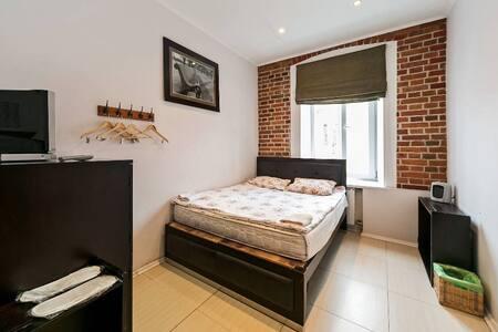 Cozy Room on Petrovka Street - Moskva