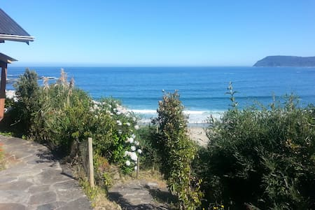 Casa con gran vista Oceano Pacifico