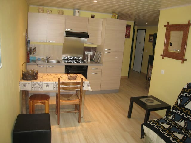 Bel appartement T3. WIFI. En pleine nature - Saint-Paul-sur-Ubaye - Apartment