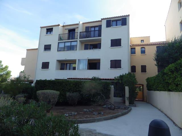 Appartement chaleureux Saint Pierre La Mer