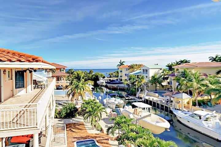Key Largo Paradise - MM100 Oceanside