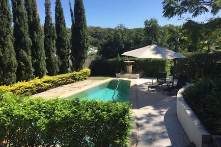 Private Room with Complete Ground Floor - Aroona - Casa