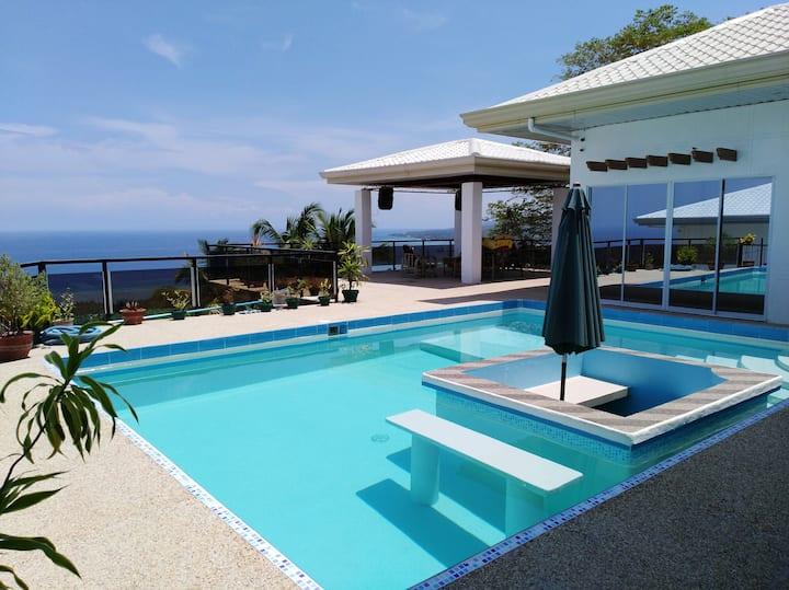 Seaview Mansion Dalaguete Apartment 4 - Family