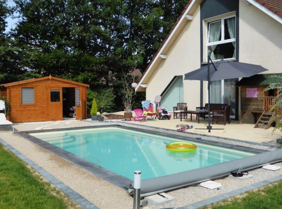 maison avec piscine la campagne houses for rent in On piscine recouvrance