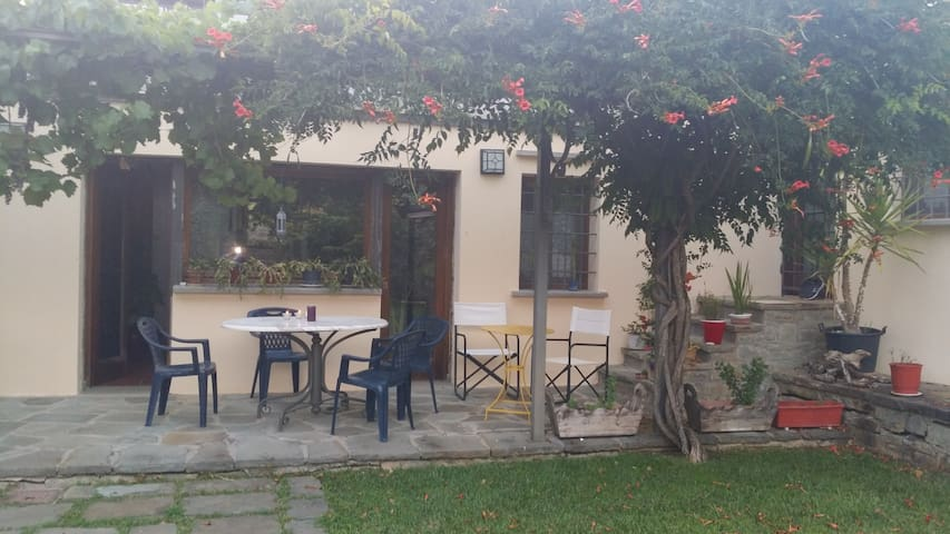 Eleni's cottage for 2 - Kranoula - Byt