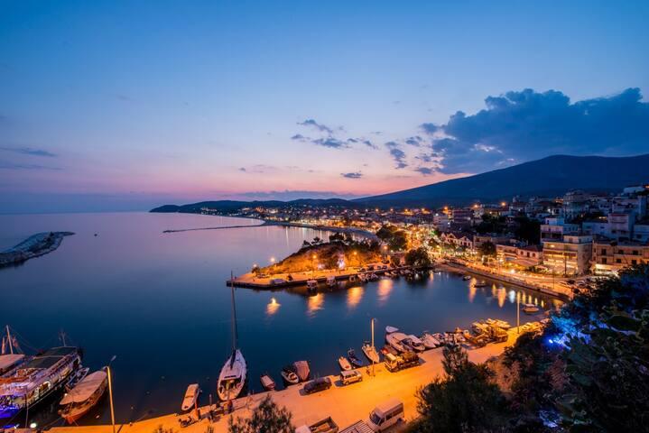 Anna Villa, Limenaria, Thassos Island, Greece