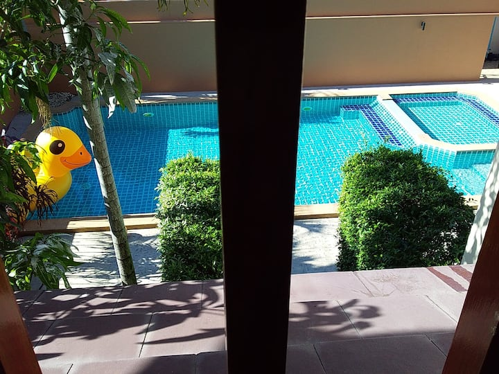 Pool villa Jomtien beach area