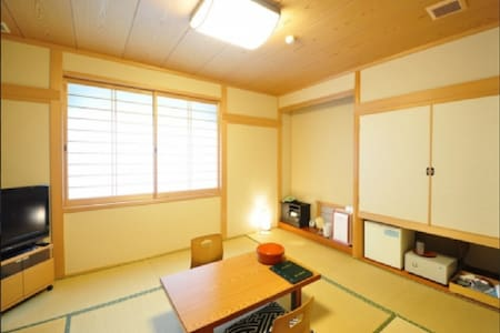 5min-JROboke St/JPN 6 tatami-room+meals/Mt. View