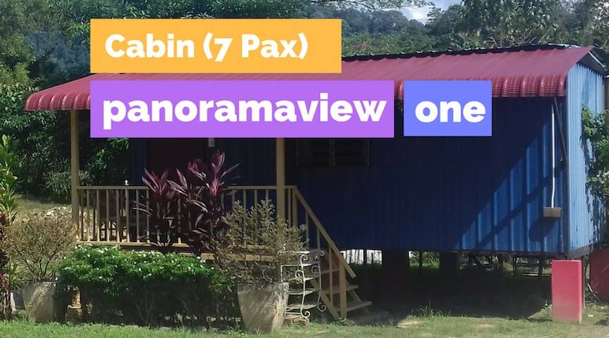 Panoramaview One - Cabin for 7