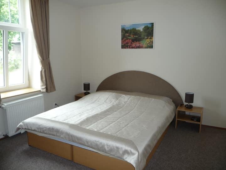 BLUE PENSION VILLA - quadruple room