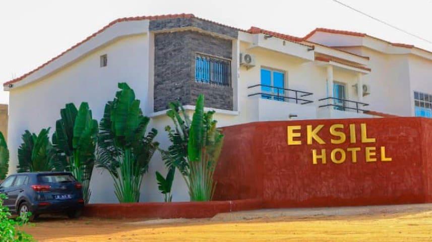 Eksil Hôtel & pool