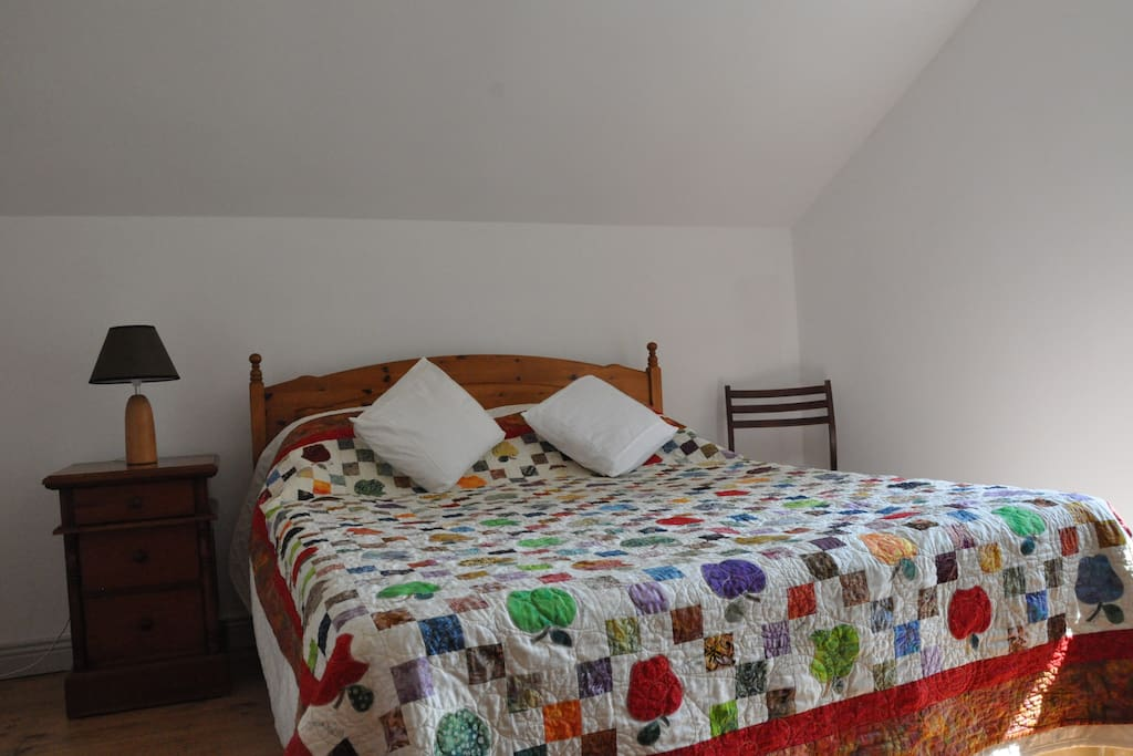 Upstairs Double Bedroomk