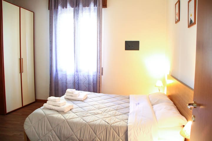 Lovely apartment to 7 minutes to Bologna