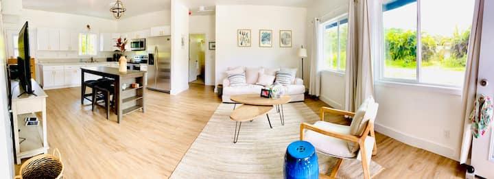 Tranquil 3 Bedroom Pahoa Home
