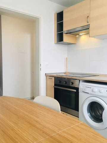 2 bedroom apartment 36min to MunichCentral Station
