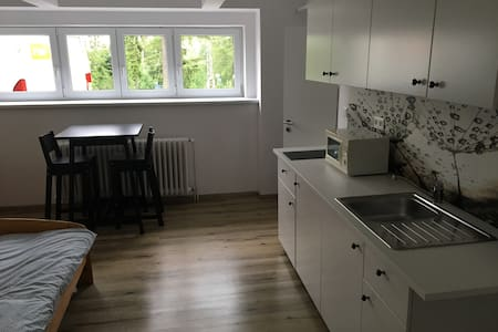 New studio with heavenly garden, total relaxation