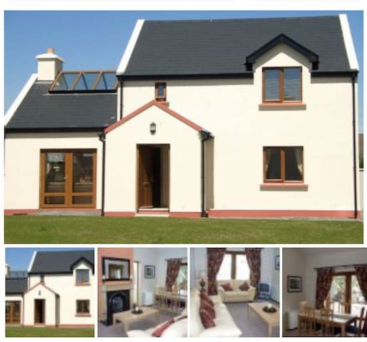 Detached 3 bed centre Sneem
