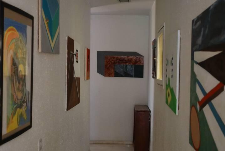 Solomon's Sanctuary Single Room