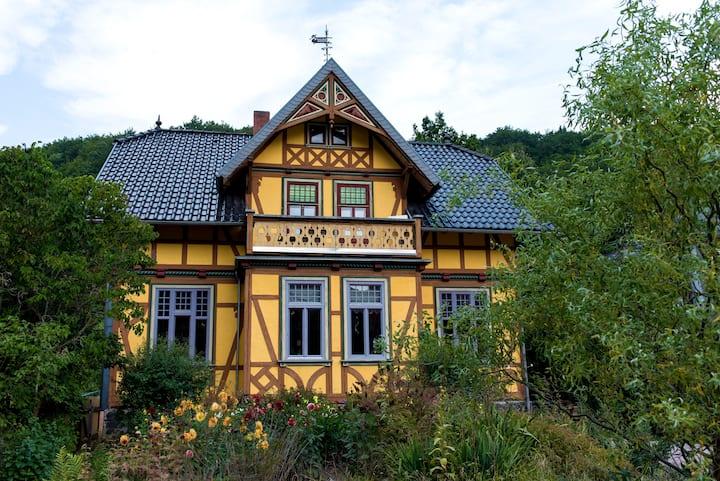 Landhaus Kunterbunt