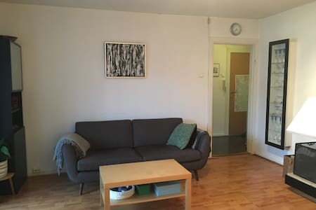Family friendly, in a quiet area of Oslo. - Oslo - Apartment