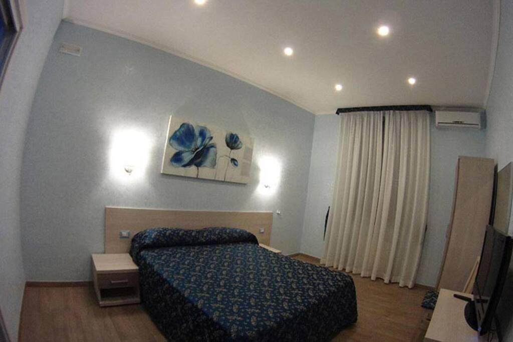 Appartamento nel cuore del centro storico di Roma - Camera N°1 Doppia