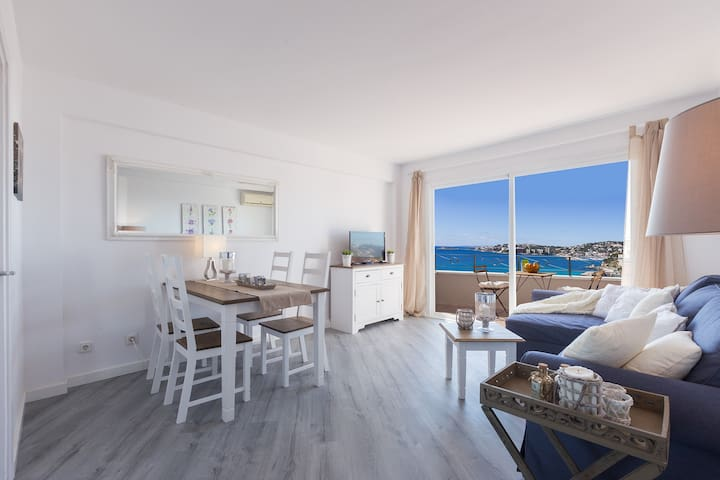 Unique Boutique Appart @ Cala Mayor Beach, Seaview - Palma - Appartement