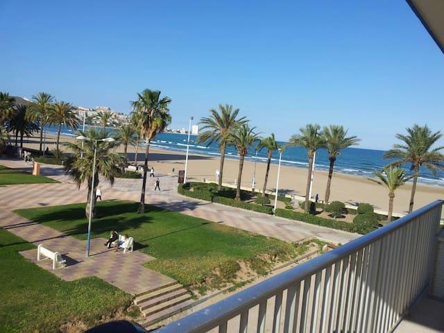 Primera linea de playa - Cullera - Appartement
