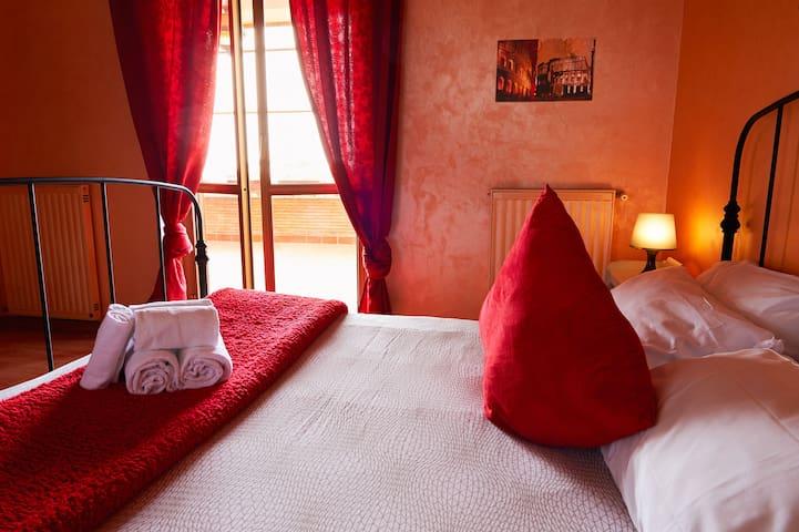 Suite con terrazzo panoramico Roma - Ciampino