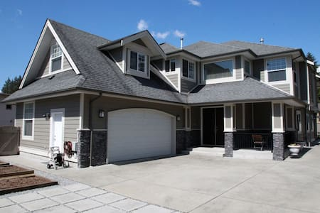 central location 3-bedroom suite in coquitlam west