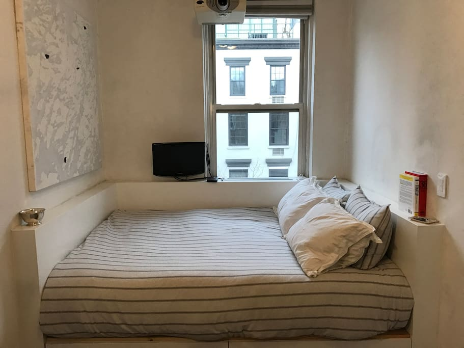 Cozy studio by high line appartamenti in affitto a new for Monolocale new york affitto