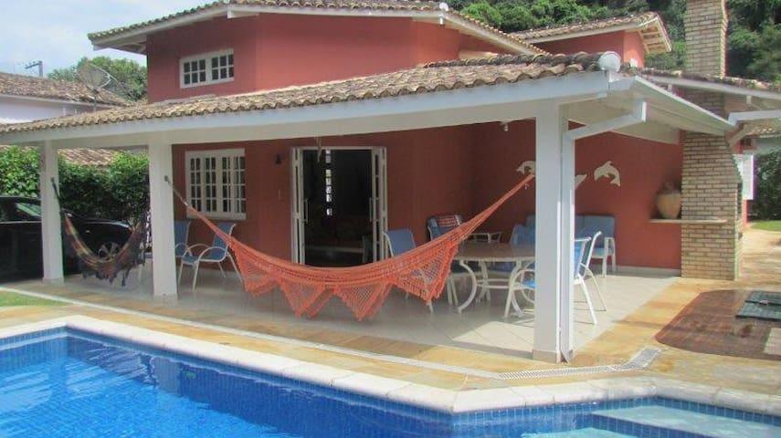 Casa Praia Paúba - Condomínio Carmel