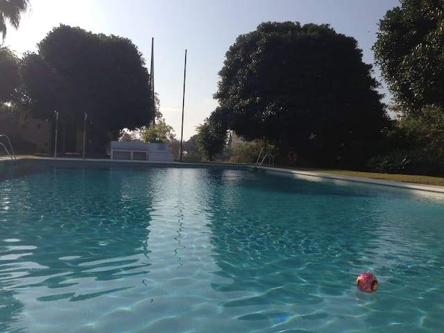 Two pools: number 2