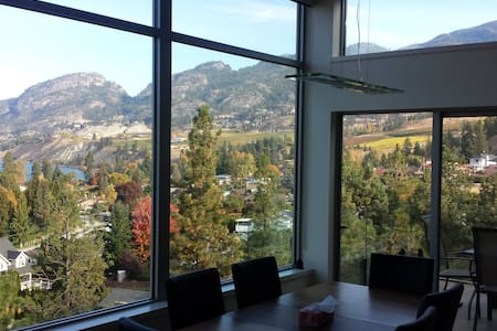 4 BD, stunning views on wine trail - Penticton - Talo