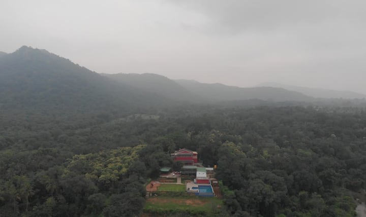 Devadhama Estate  Where you become part of Nature