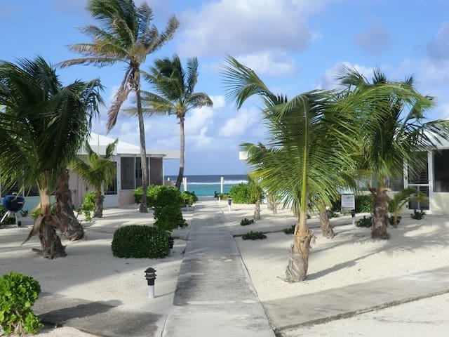 Grand Cayman Sea Lodge Oceanfront on North Side
